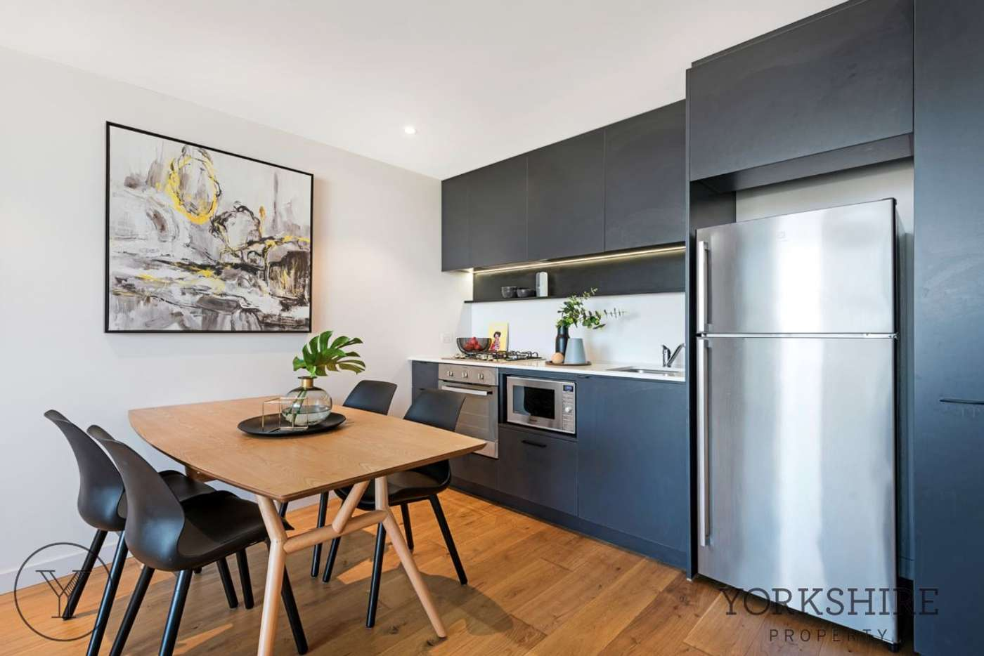 Main view of Homely apartment listing, 505D/21 Robert Street, Collingwood VIC 3066