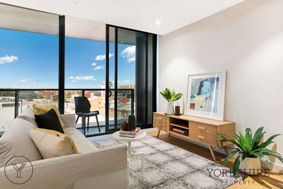 Second view of Homely apartment listing, 505D/21 Robert Street, Collingwood VIC 3066