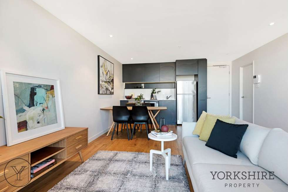 Third view of Homely apartment listing, 505D/21 Robert Street, Collingwood VIC 3066