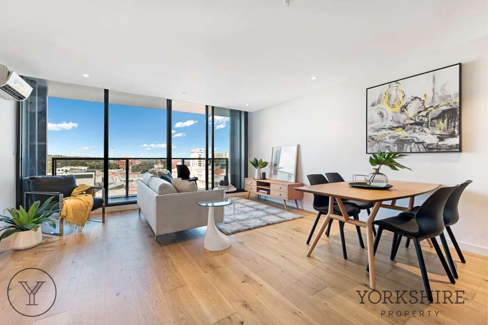 Fourth view of Homely apartment listing, 505D/21 Robert Street, Collingwood VIC 3066