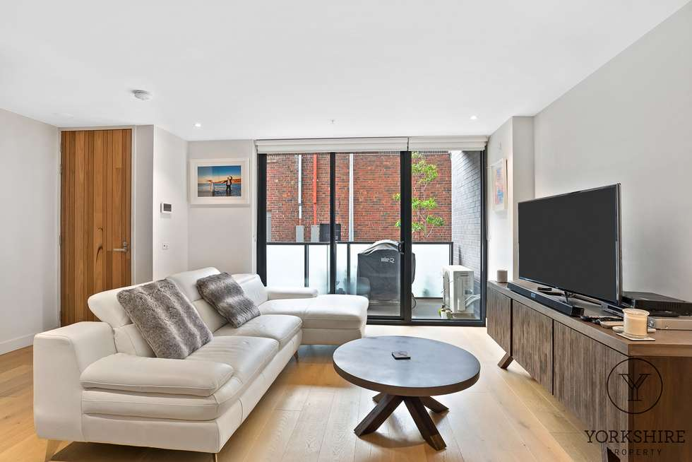 Second view of Homely townhouse listing, 3 Robert Street, Collingwood VIC 3066