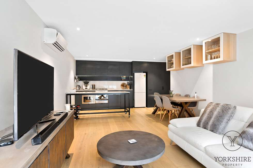 Third view of Homely townhouse listing, 3 Robert Street, Collingwood VIC 3066
