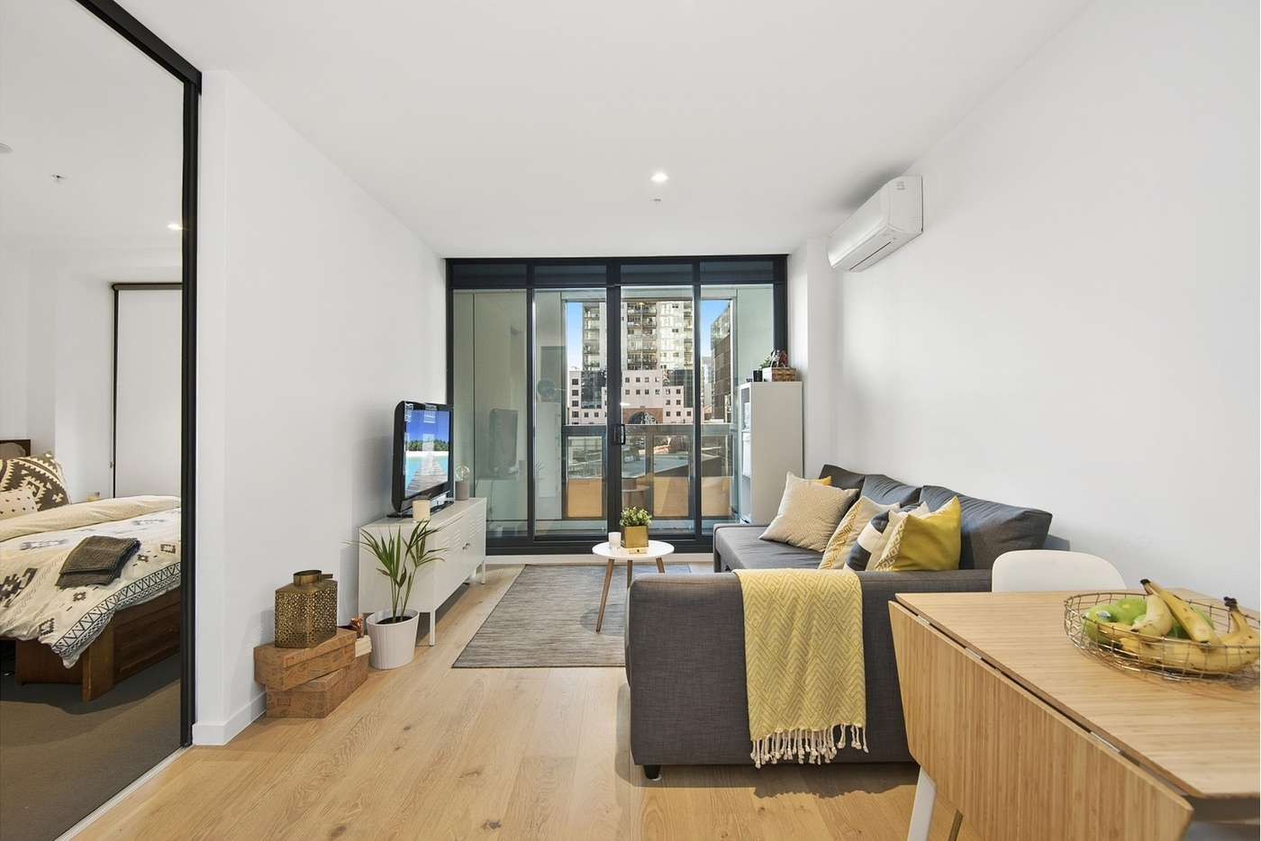 Main view of Homely apartment listing, 206/33 Rose Lane, Melbourne VIC 3000