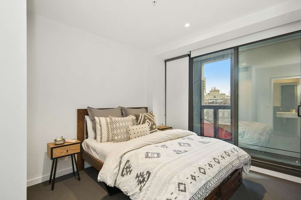Third view of Homely apartment listing, 206/33 Rose Lane, Melbourne VIC 3000