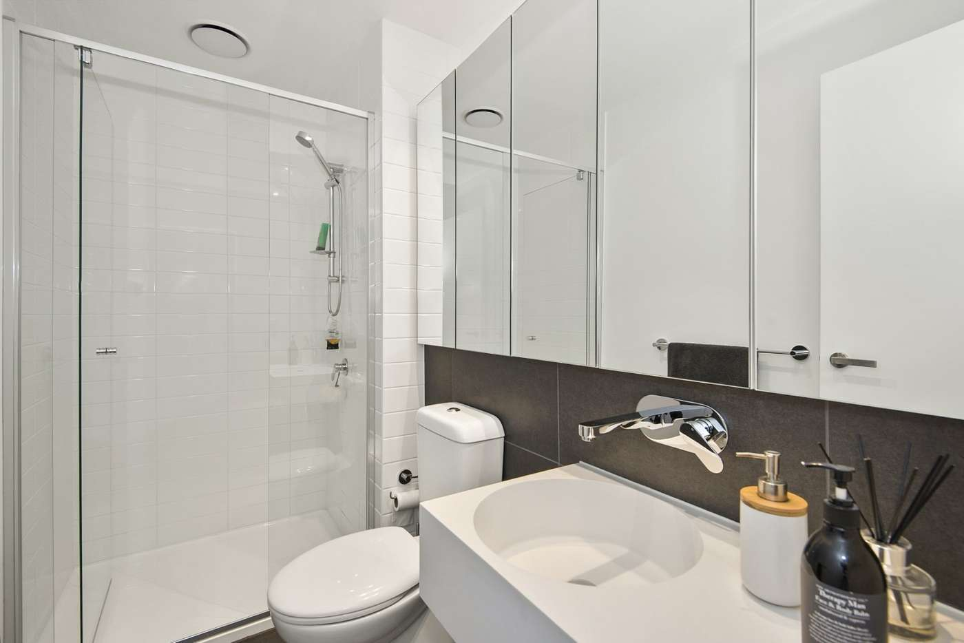 Fifth view of Homely apartment listing, 206/33 Rose Lane, Melbourne VIC 3000