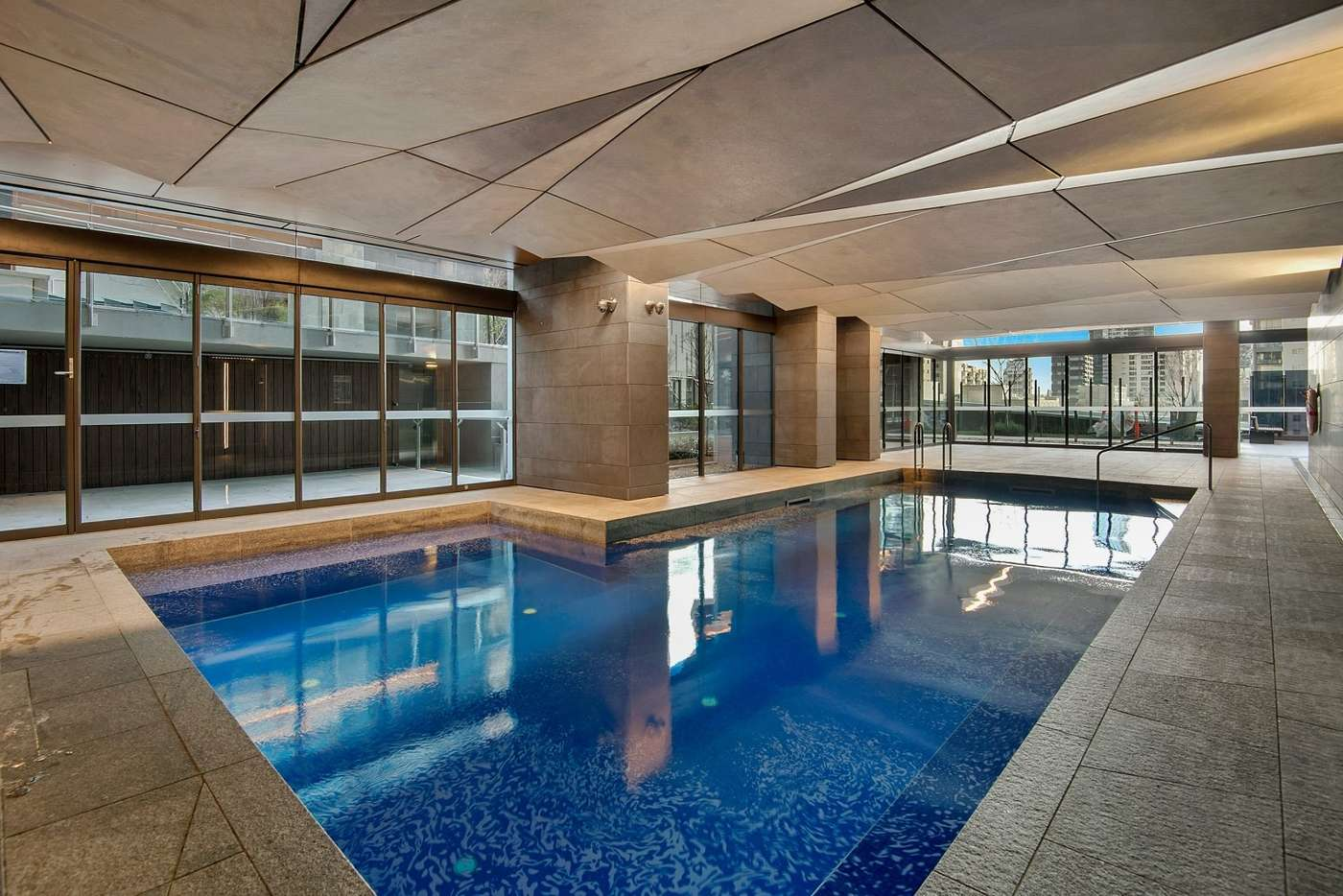 Sixth view of Homely apartment listing, 206/33 Rose Lane, Melbourne VIC 3000
