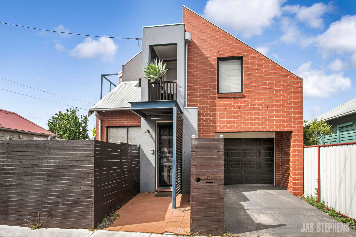 Main view of Homely townhouse listing, 37A Rennie Street, Seddon, VIC 3011