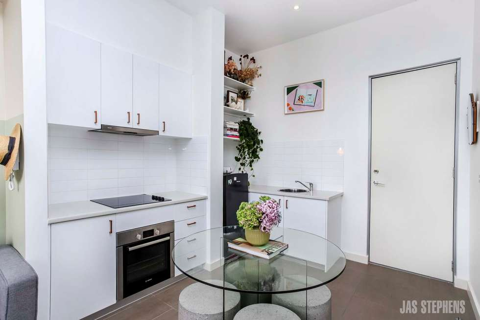 Second view of Homely apartment listing, 2/232 Nicholson Street, Footscray VIC 3011