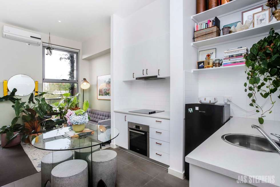 Third view of Homely apartment listing, 2/232 Nicholson Street, Footscray VIC 3011