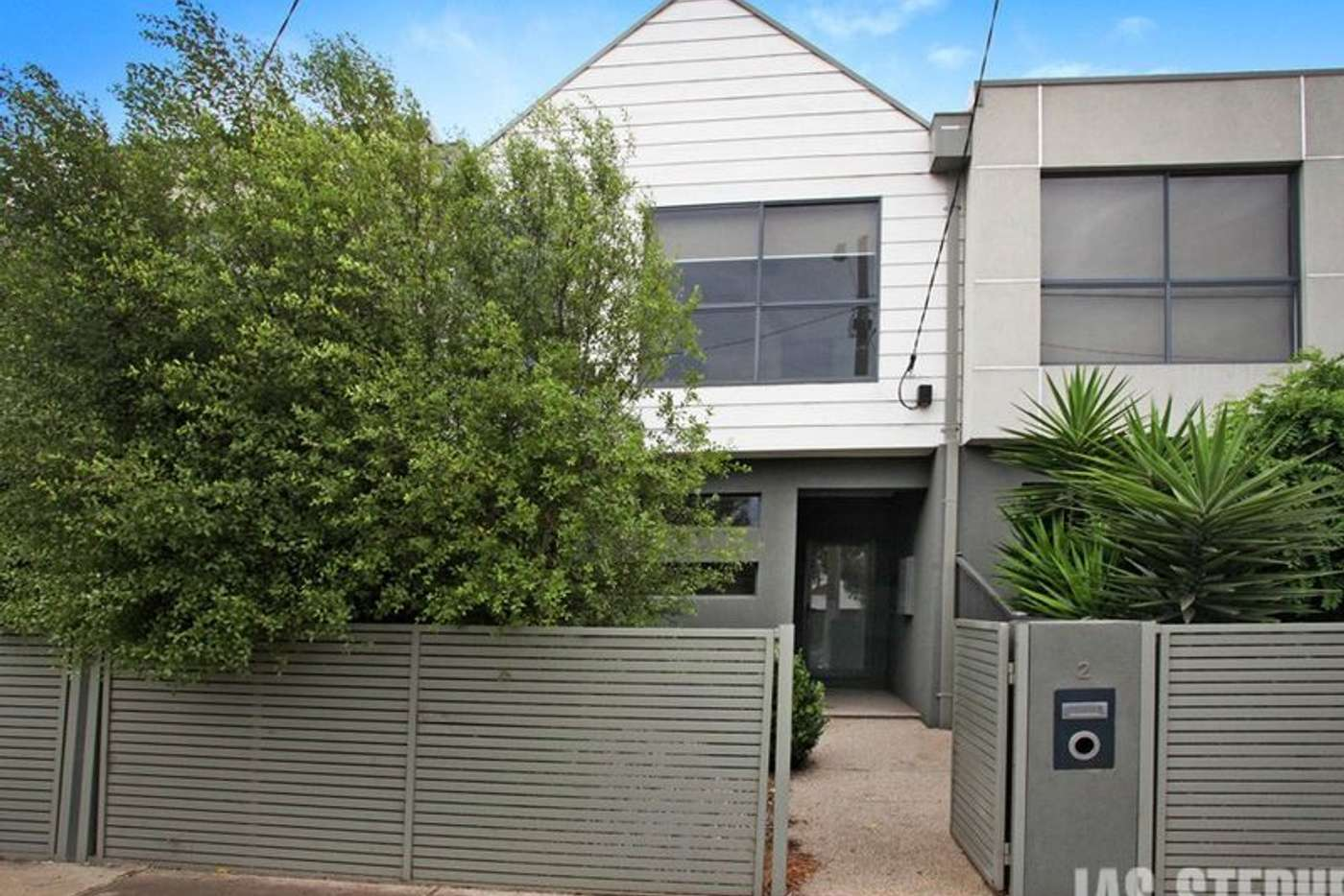 Main view of Homely townhouse listing, 2/364 Williamstown Road, Yarraville VIC 3013