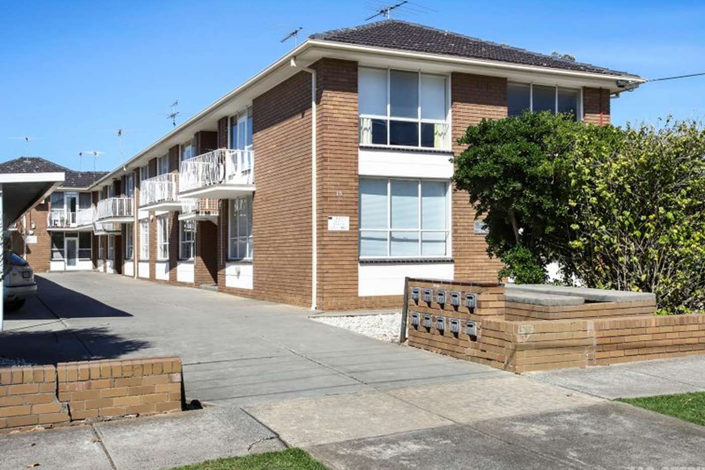 Main view of Homely unit listing, 2/15 Tongue Street, Yarraville VIC 3013