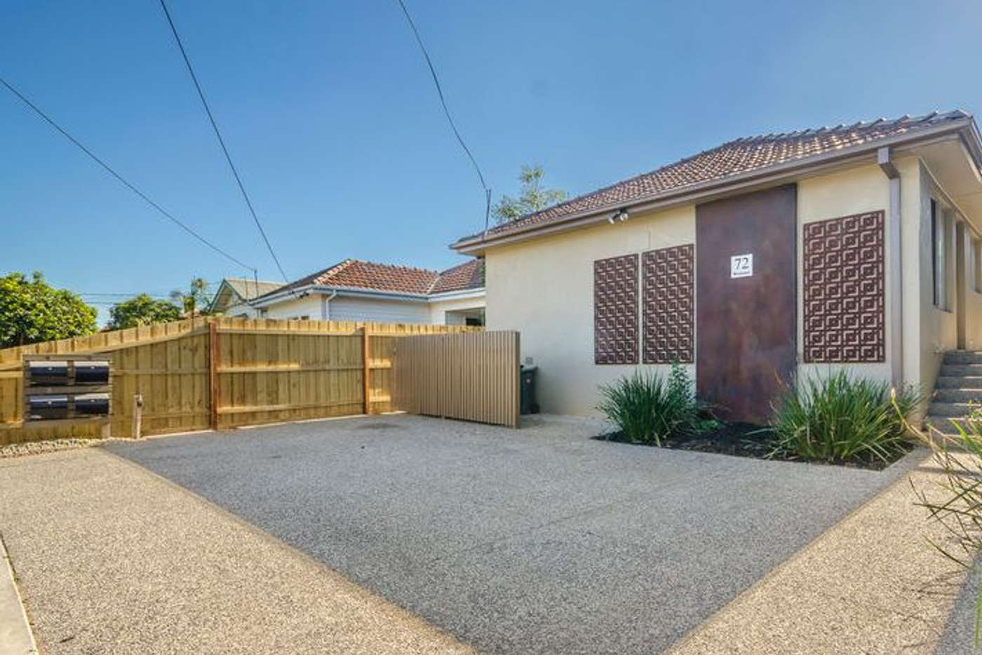 Main view of Homely unit listing, 3/72 Speight Street, Newport VIC 3015