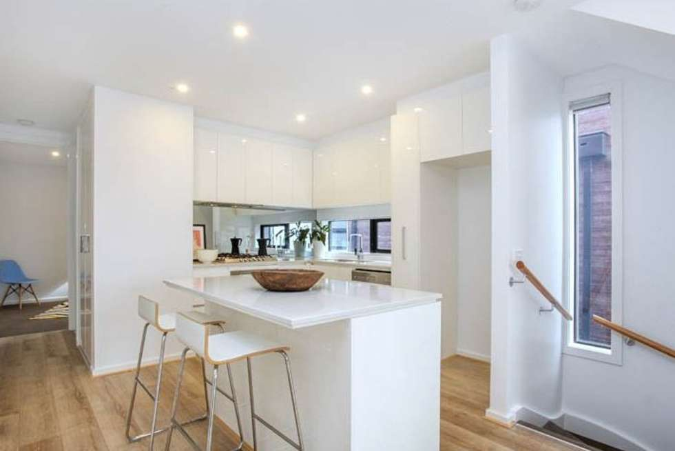 Second view of Homely townhouse listing, 74A Stephen Street, Yarraville VIC 3013