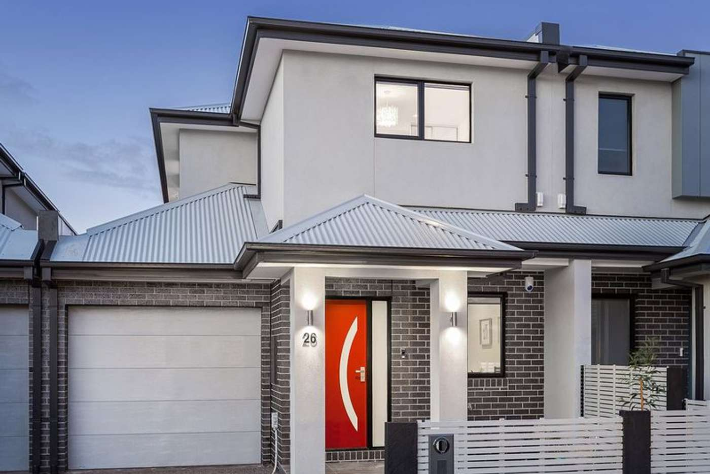 Main view of Homely townhouse listing, 26 Grace Street, Yarraville VIC 3013