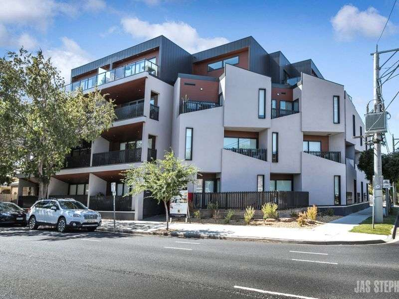 Main view of Homely apartment listing, 303/27 Victoria Street, Footscray, VIC 3011