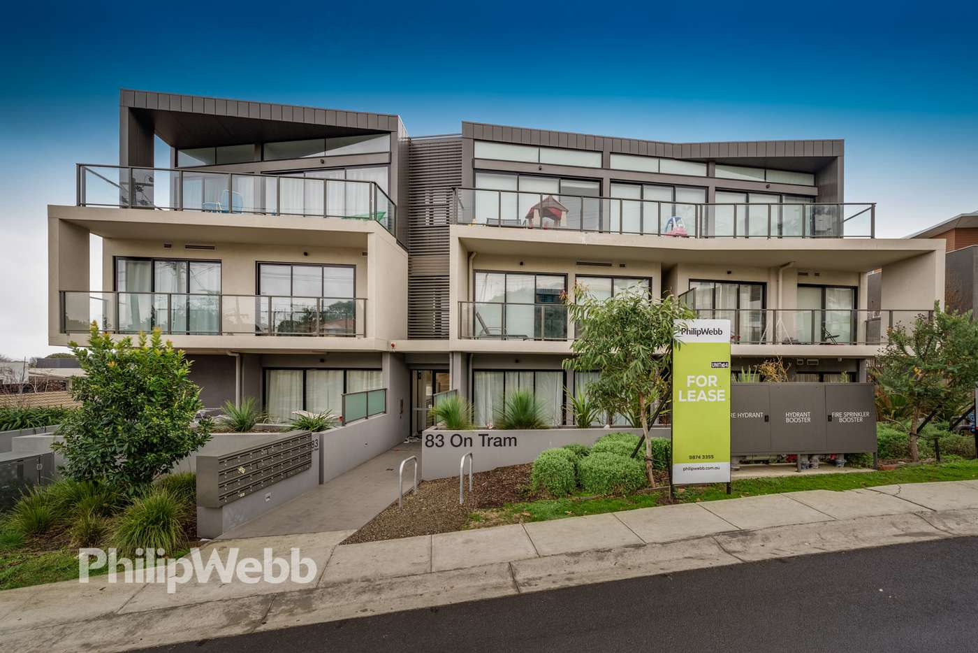 Main view of Homely apartment listing, 105/81-83 Tram Road, Doncaster VIC 3108