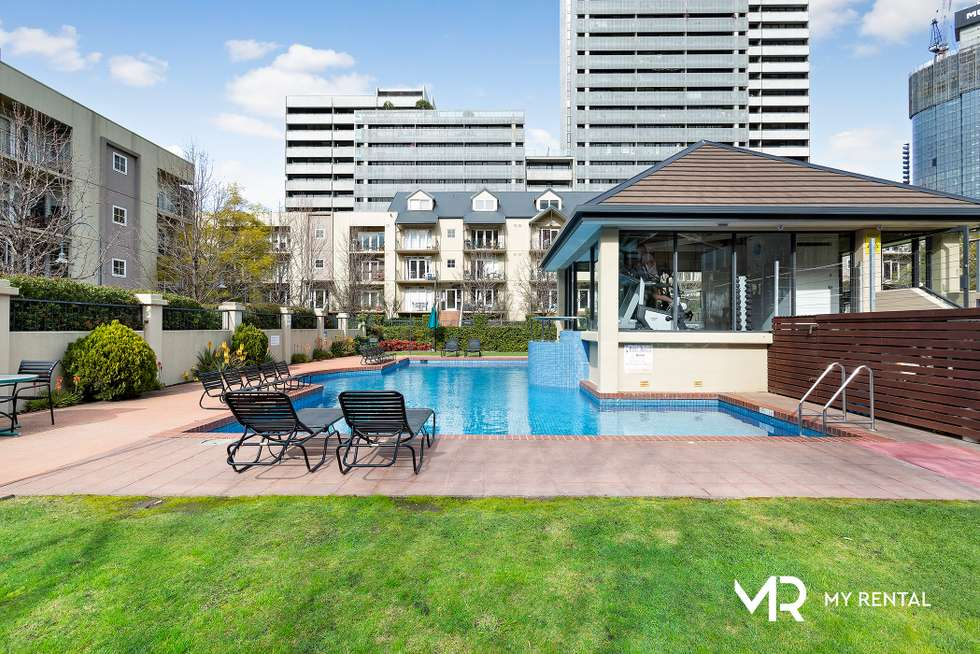 Third view of Homely apartment listing, 114/120 Sturt Street, Southbank VIC 3006