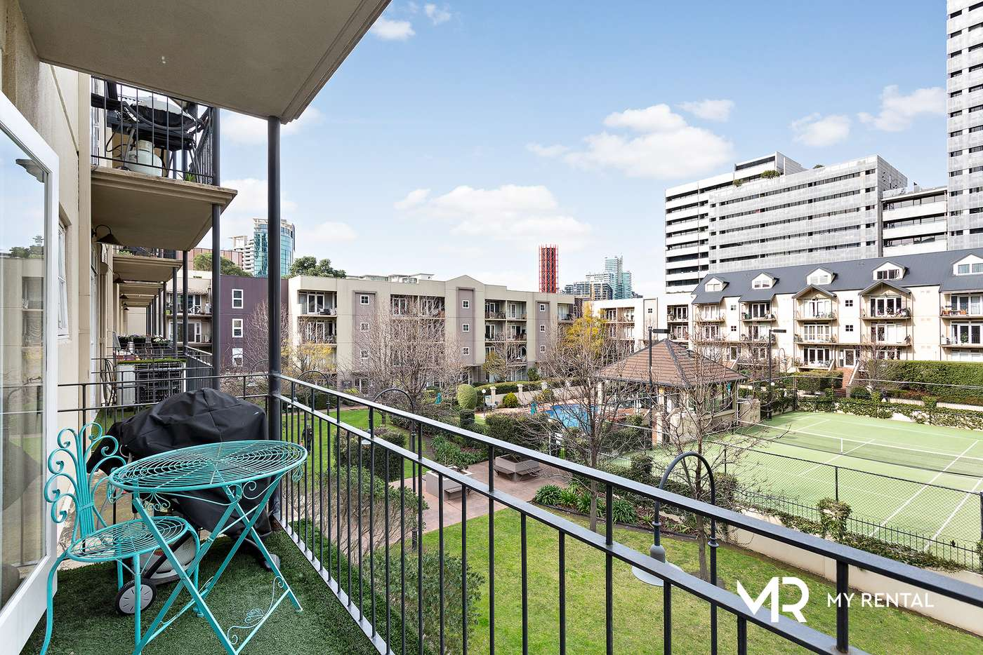 Sixth view of Homely apartment listing, 114/120 Sturt Street, Southbank VIC 3006