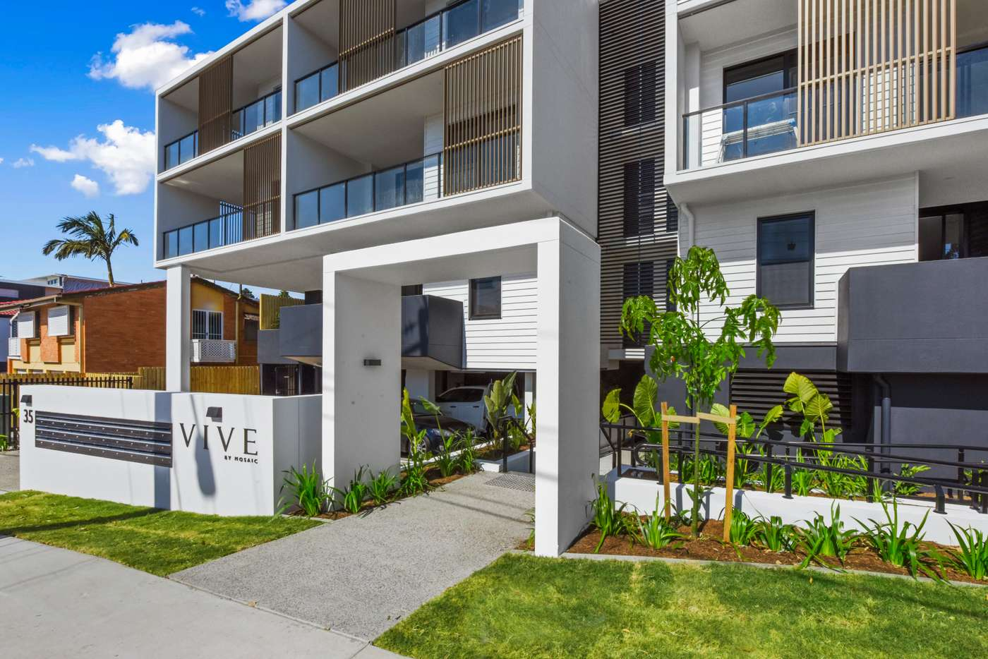Main view of Homely apartment listing, 302/35-39 Lambert Road, Indooroopilly QLD 4068