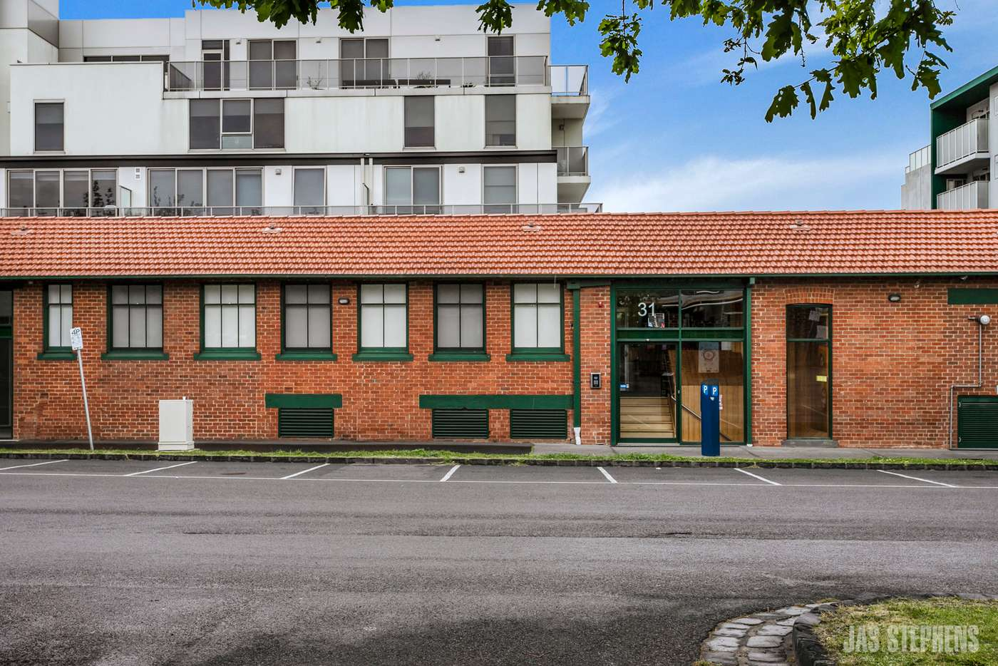 Main view of Homely unit listing, 29/31 Moreland Street, Footscray VIC 3011