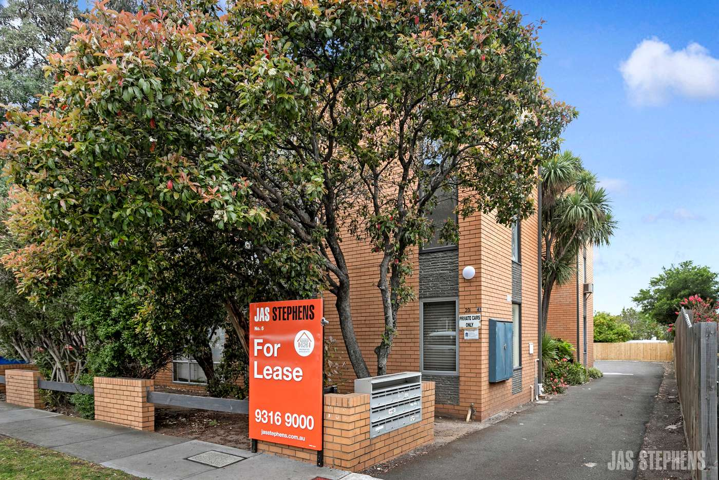 Main view of Homely unit listing, 5/39-41 Hyde Street, Footscray VIC 3011