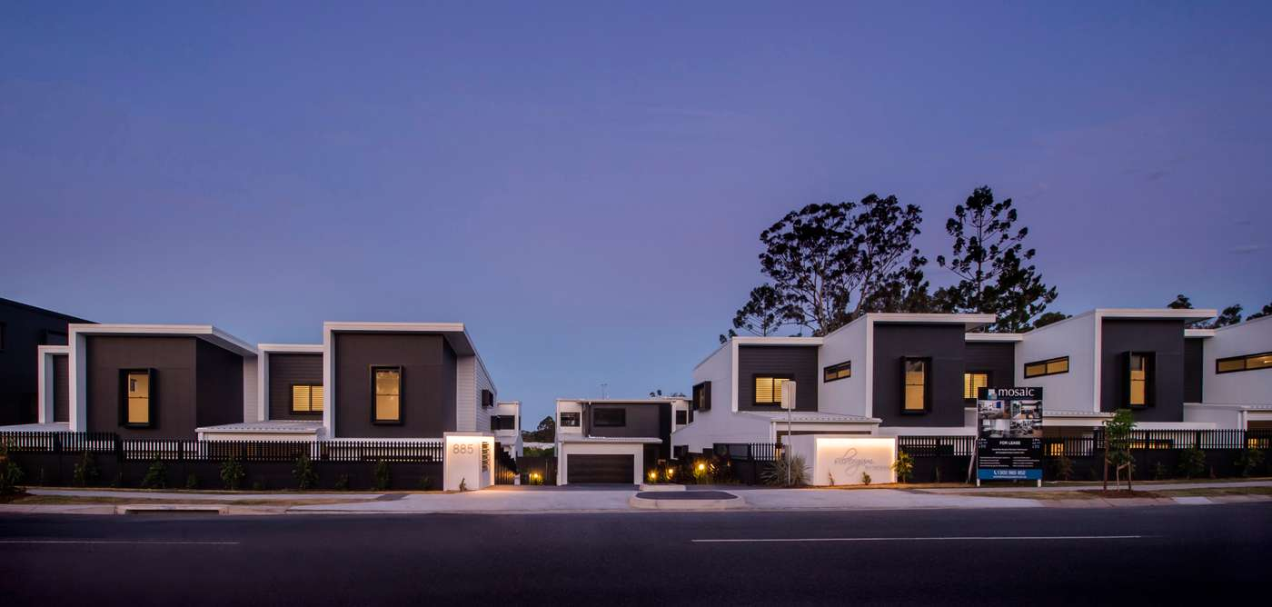 Main view of Homely townhouse listing, 6/867 South Pine Road, Everton Park, QLD 4053