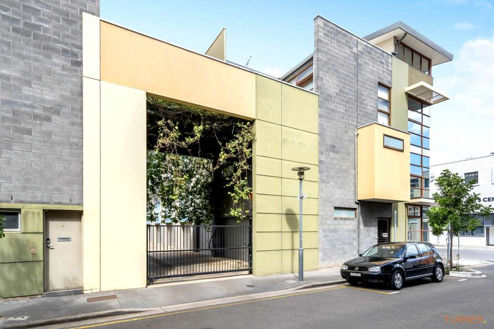 Second view of Homely townhouse listing, 36 Gilles Street, Adelaide SA 5000