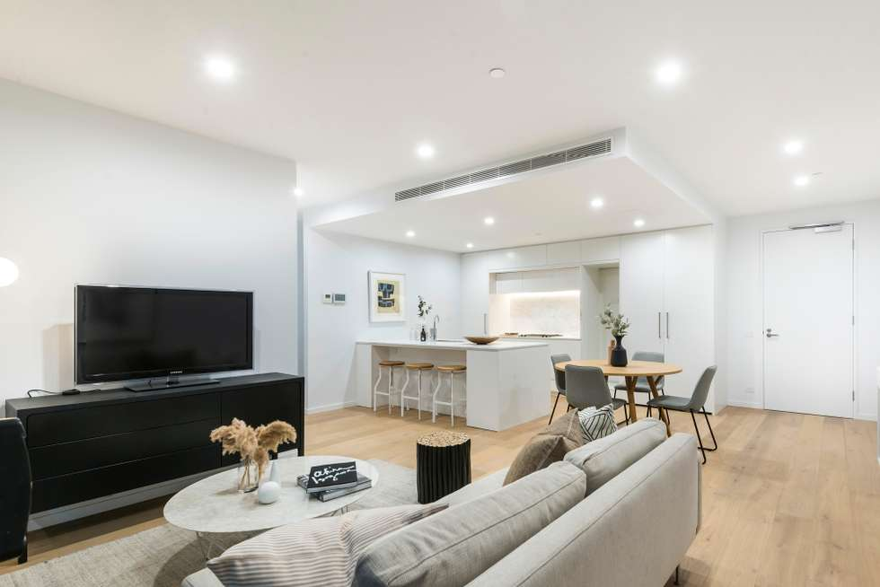 Second view of Homely apartment listing, 103/112 Waterdale Road, Ivanhoe VIC 3079