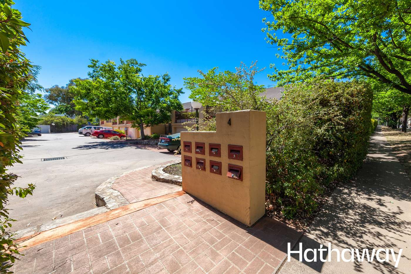 Main view of Homely house listing, 4/4 Angas Street, Ainslie ACT 2602