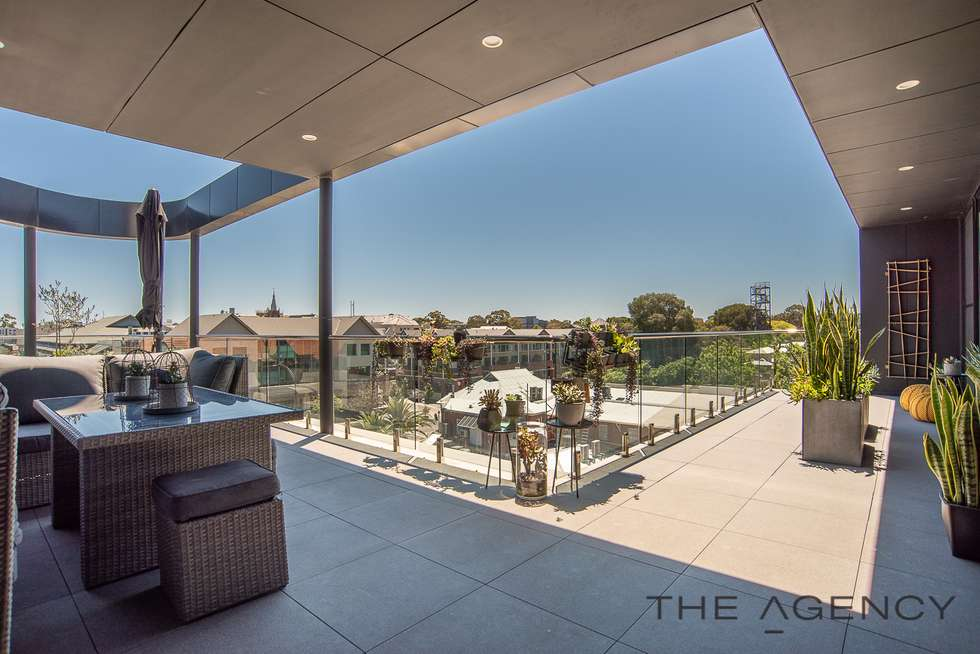 Second view of Homely house listing, 2/23 Railway Road, Subiaco WA 6008