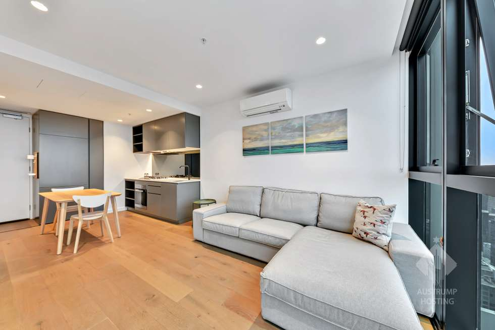Fifth view of Homely apartment listing, 6707/462 Elizabeth Street, Melbourne VIC 3000