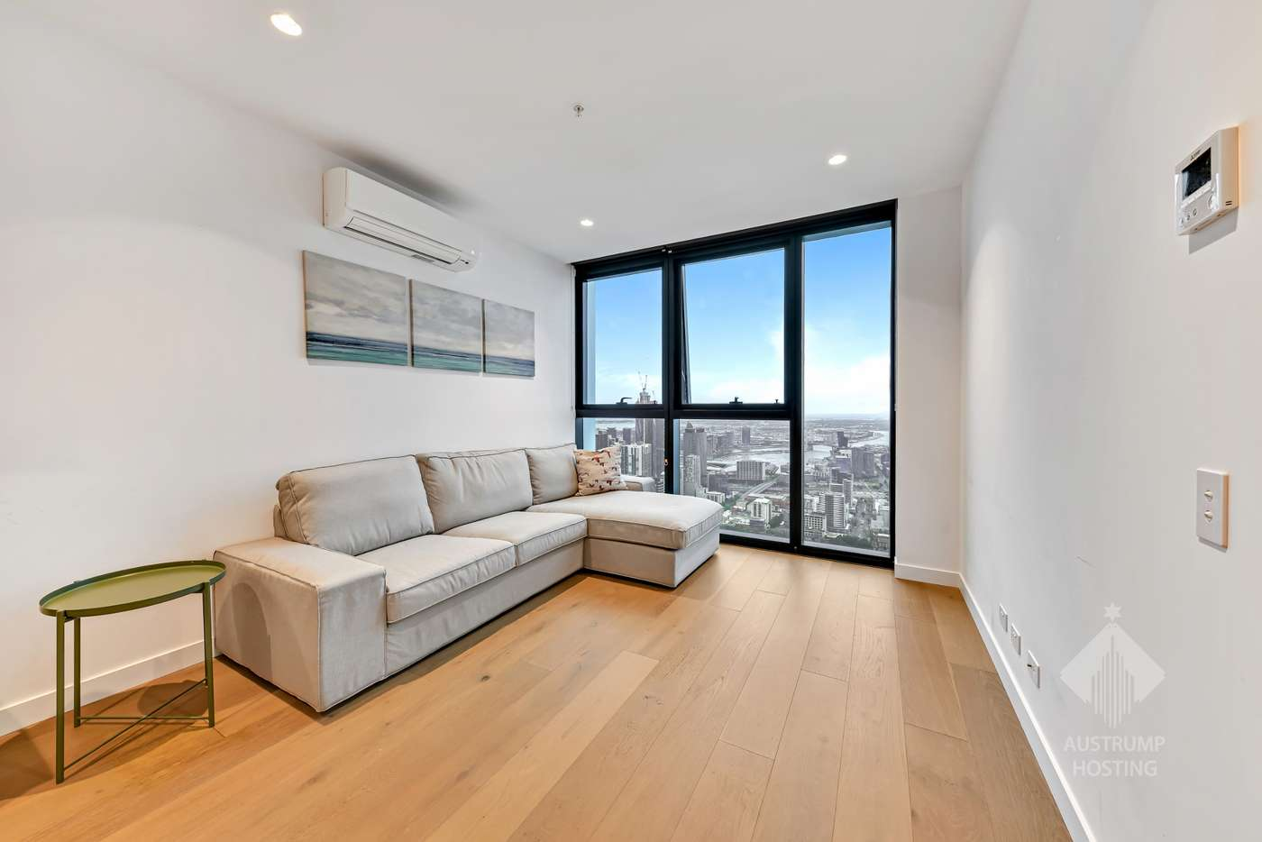 Sixth view of Homely apartment listing, 6707/462 Elizabeth Street, Melbourne VIC 3000