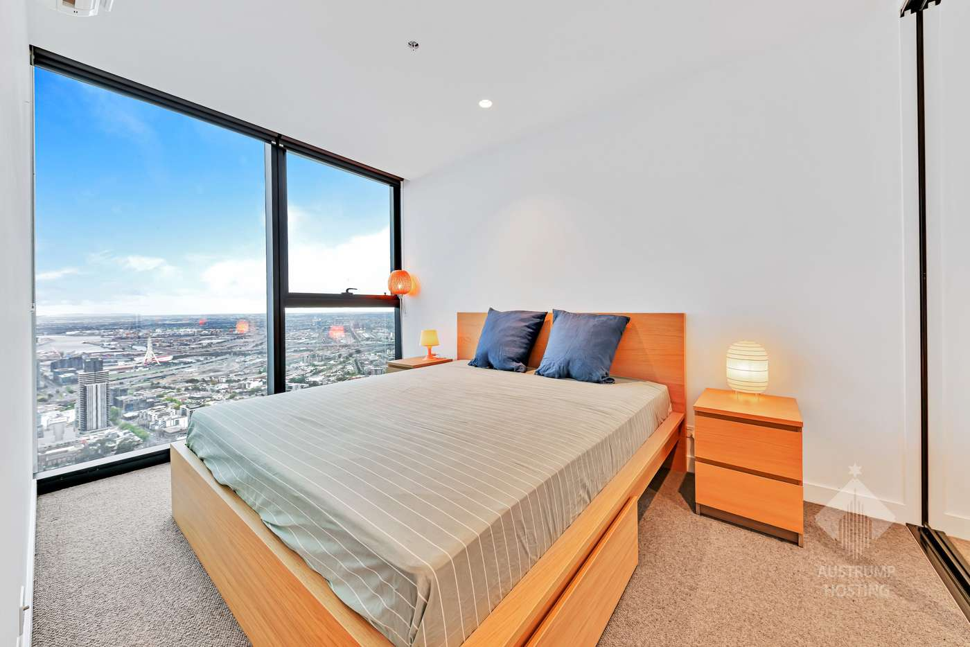Seventh view of Homely apartment listing, 6707/462 Elizabeth Street, Melbourne VIC 3000