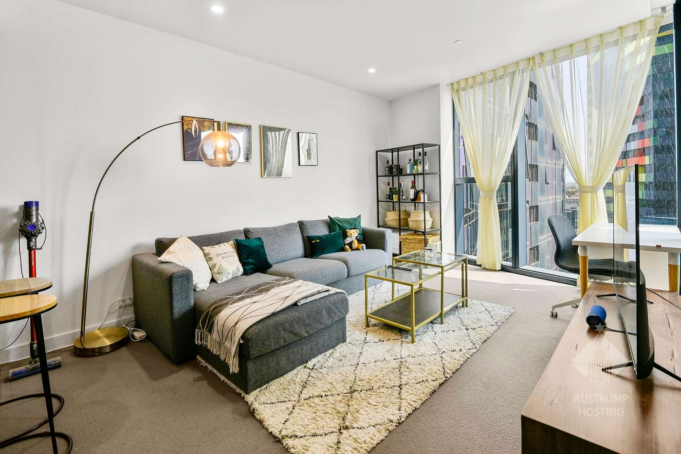 Main view of Homely apartment listing, 1701/160 Victoria Street, Carlton, VIC 3053