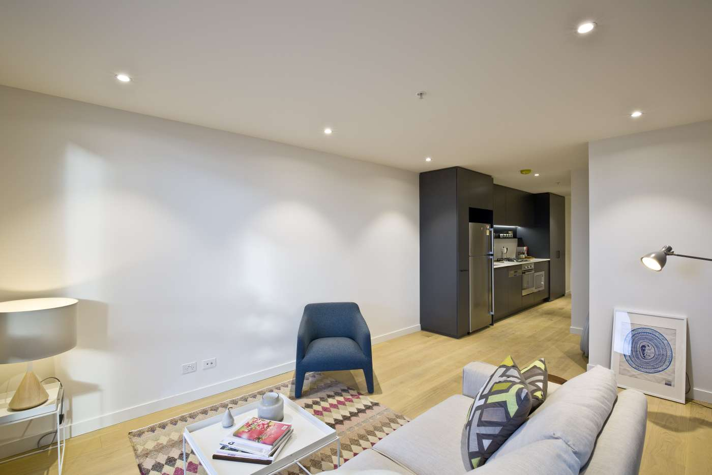 Main view of Homely apartment listing, 1602D/21 Robert Street, Collingwood VIC 3066