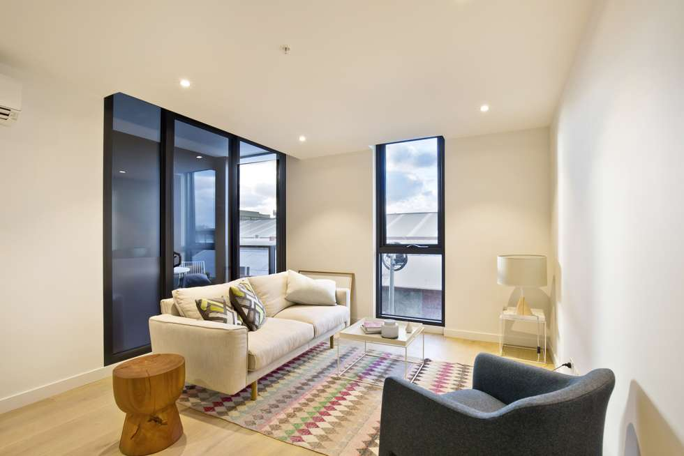 Second view of Homely apartment listing, 1602D/21 Robert Street, Collingwood VIC 3066
