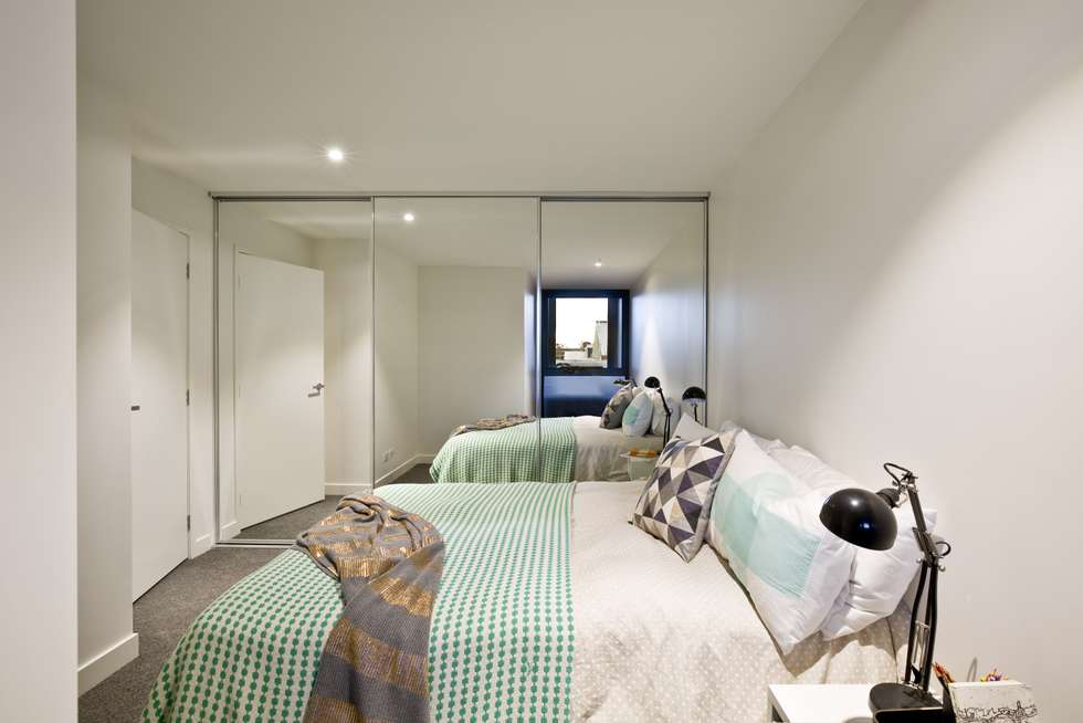 Fourth view of Homely apartment listing, 1602D/21 Robert Street, Collingwood VIC 3066