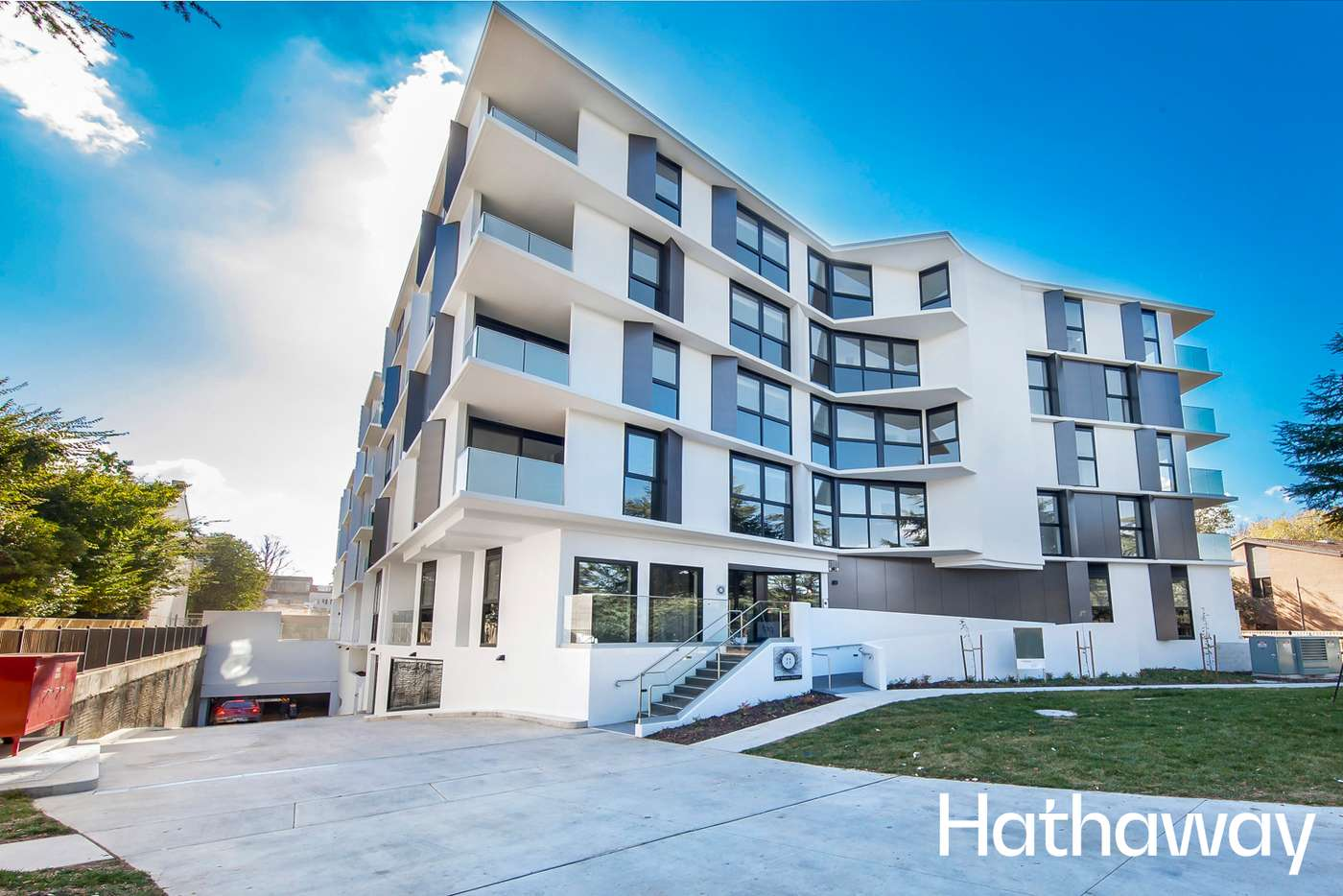 Main view of Homely apartment listing, 57/29 Dawes Street, Kingston ACT 2604