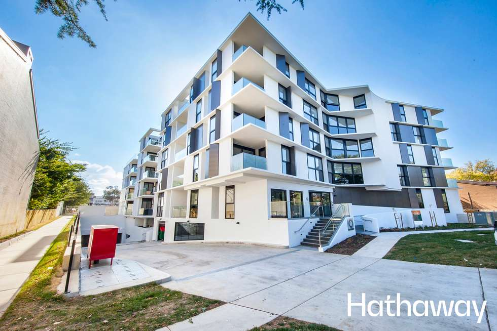 Second view of Homely apartment listing, 57/29 Dawes Street, Kingston ACT 2604