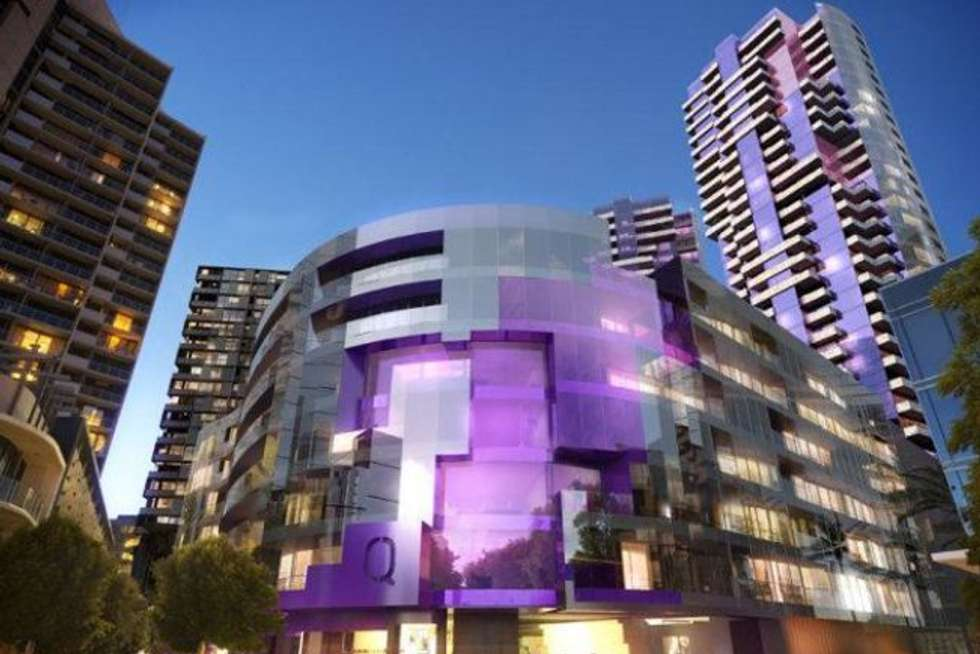 Second view of Homely apartment listing, 1705/231 Harbour Esplanade, Docklands VIC 3008