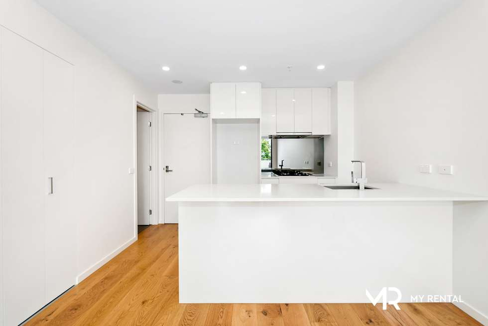 Second view of Homely apartment listing, 302/306-312 Swan Street, Richmond VIC 3121