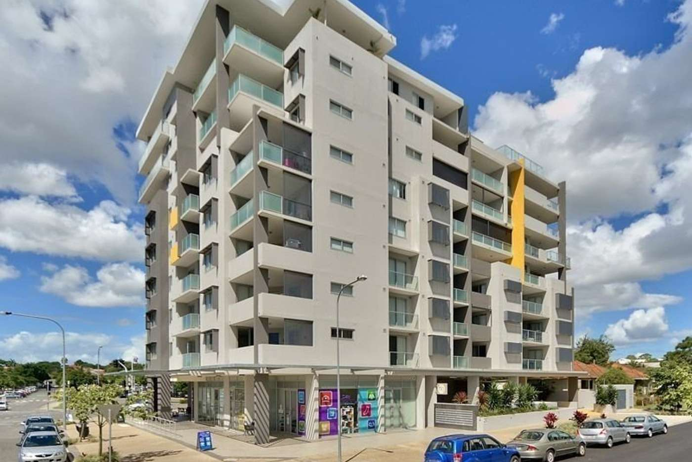 Main view of Homely unit listing, 43/23 Playfield Street, Chermside QLD 4032