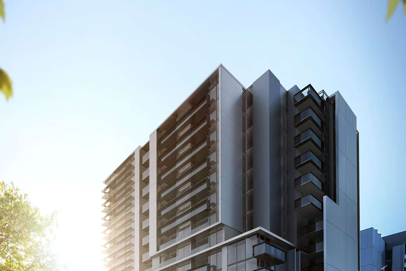 Main view of Homely apartment listing, 301/69 Flemington Road, North Melbourne VIC 3051