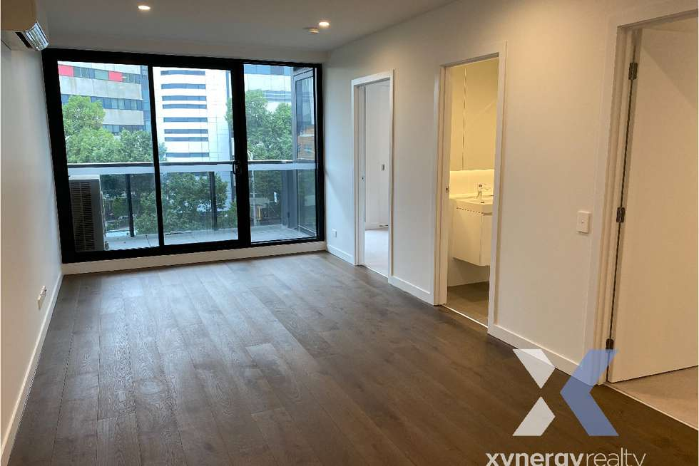 Second view of Homely apartment listing, 301/69 Flemington Road, North Melbourne VIC 3051