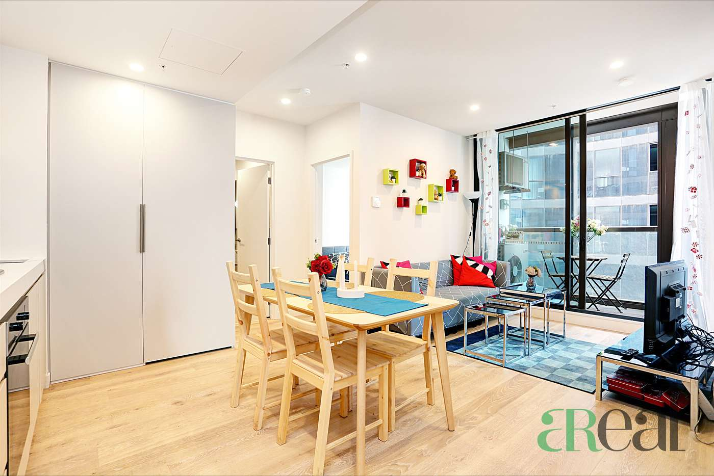 Main view of Homely apartment listing, 911/393 Spencer Street, West Melbourne VIC 3003