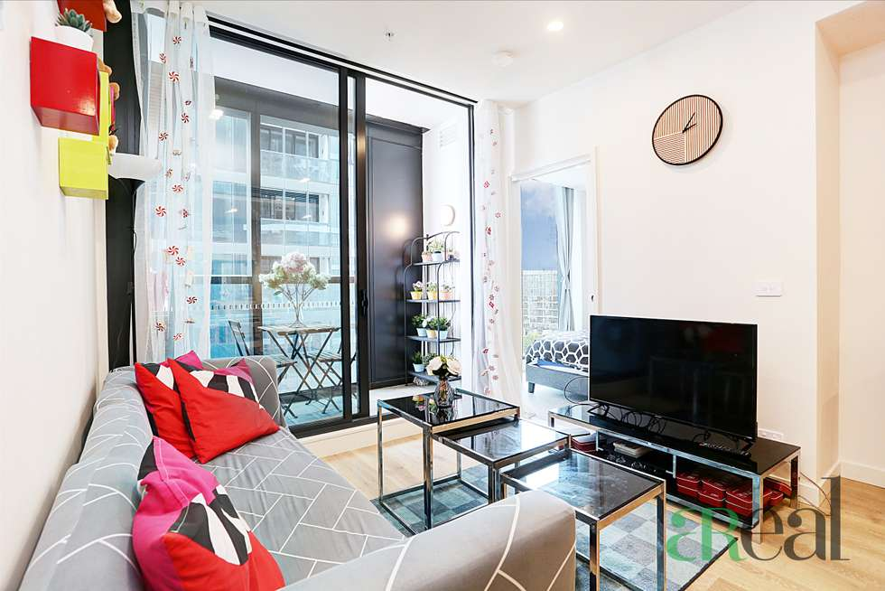 Third view of Homely apartment listing, 911/393 Spencer Street, West Melbourne VIC 3003