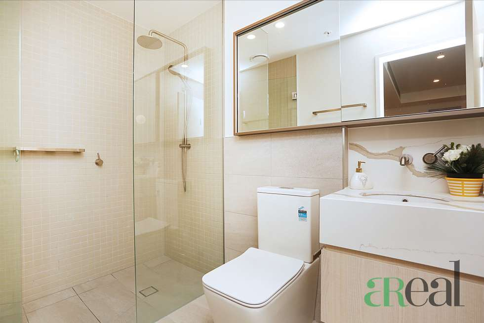 Fifth view of Homely apartment listing, 911/393 Spencer Street, West Melbourne VIC 3003