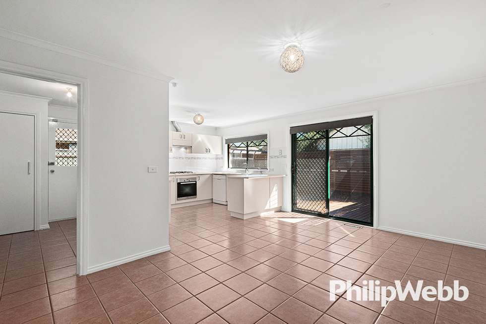 Third view of Homely townhouse listing, 1/307 Canterbury Road, Ringwood VIC 3134