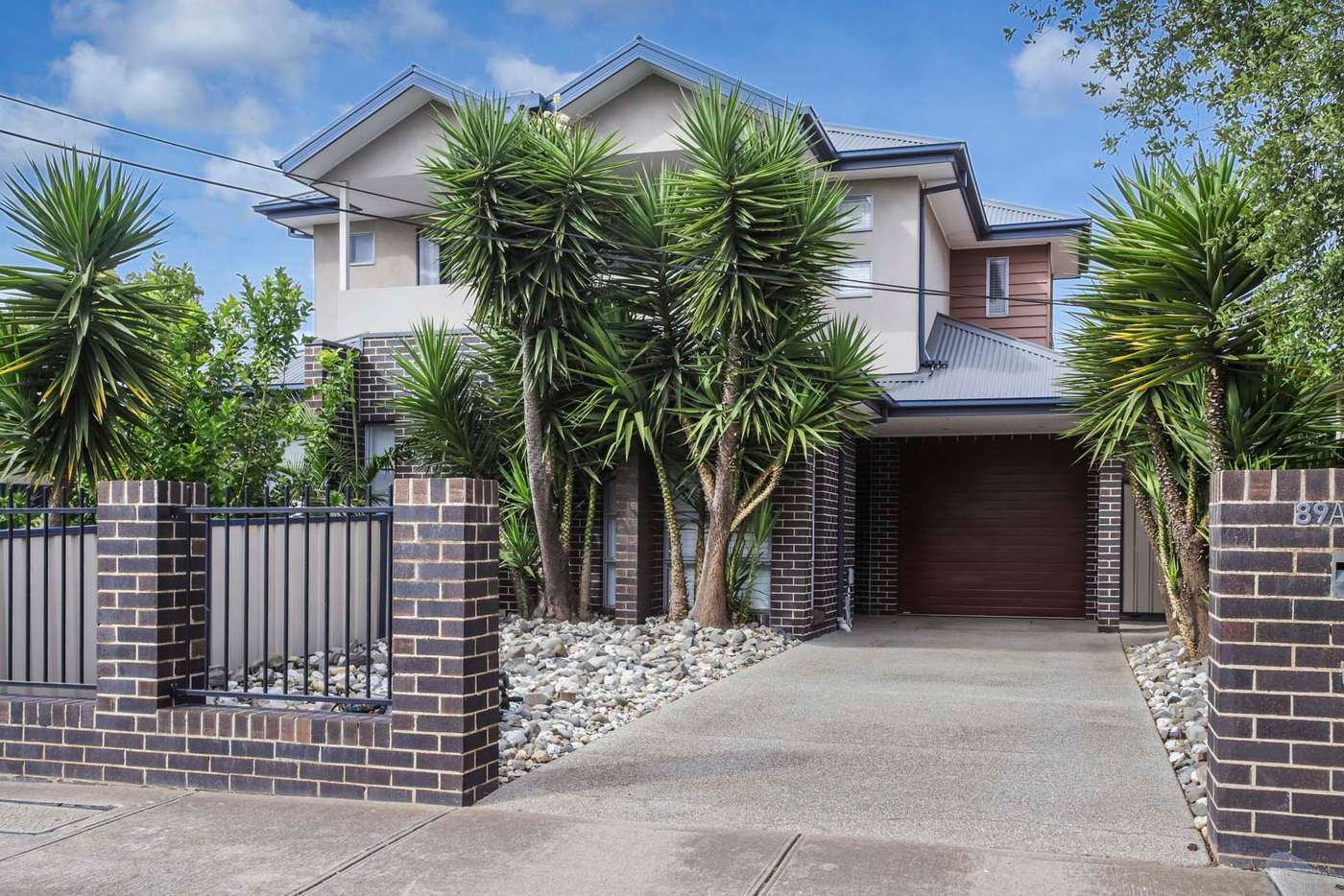 Main view of Homely townhouse listing, 89a The Avenue, Spotswood VIC 3015