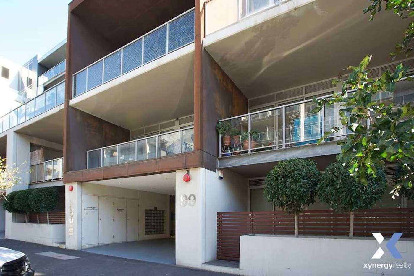 Main view of Homely apartment listing, 402/99 Nott Street, Port Melbourne VIC 3207